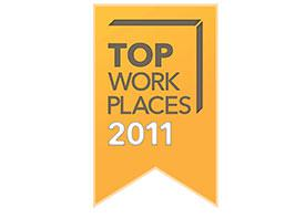 Top Work Places 2011