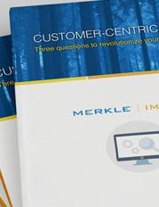 Customer-Centric Search, a white paper by Merkle | IMPAQT
